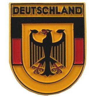 Germany Crest Refrigerator Magnet