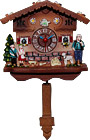Heidi Haus Cuckoo Clock Fridge Magnet