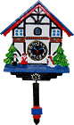 Alpine Haus Cuckoo Clock Fridge Magnet