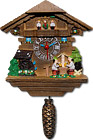 Cuckoo Clock with Dancers, Germany Fridge Magnet