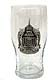 England Beer Glass - 1 Pint Pub Glass, 6-1/2 H