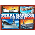 Pearl Harbor Souvenir Fridge Magnet