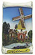 Holland Windmill Scene, Fridge Magnet