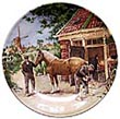 Color Decorative Plate - Blacksmith 7.5D