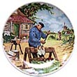 Color Decorative Plate - Clog Maker 7.5D