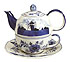 Delft Blue - Windmill Tea for one