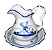 Delft Blue - Pitcher & Bowl Set