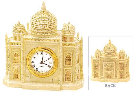 Taj Mahal 3d Model Gift Table Clock