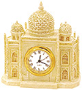 Taj Mahal 3D Model - Table Clock