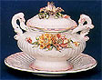 4-Piece Soup Tureen 17