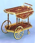 Beverage/Serving Cart
