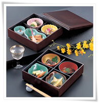 Japanese Lacquer Stacking Boxes Amp Trays