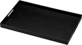 Rectangular Black Tray w/ Handles, 19x12
