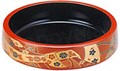 Red/Black Sushi Serving Platter, 11D