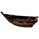 Sushi Serving Boat, Large - 18 L x 7 W