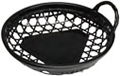 Tampura Serving Basket with One-Side Handle, 7.5