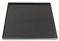 14  Square Black Lacquer Display Tray