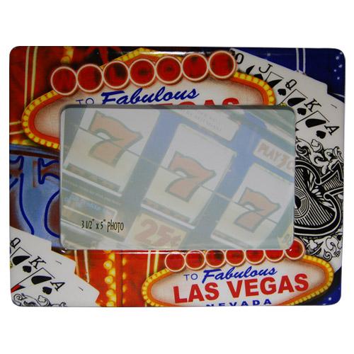 Las Vegas Souvenir Picture Frame