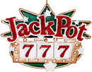 JackPot Slot Machine Ornament with Giltter, 4