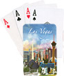 Las Vegas Playing Cards, City Skyline