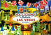 Welcome To Las Vegas Postcard, 4L x 6W