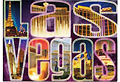 Las Vegas Live Large In Vegas Postcard, Large 5 L x 7 W