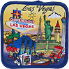 Las Vegas Famous Icon Theme Pot Mitt