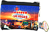 Las Vegas Night Lights Coin Purse