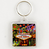 Welcome To Las Vegas Acrylic Key Chain