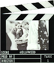 Hollywood Clapboard Style Picture Frame