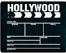 Hollywood Clapboard Mousepad