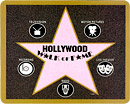 Hollywood Walk of Fame Mousepad