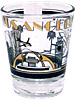 Los Angeles & Hollywood Souvenir Shot Glass