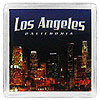 Los Angeles City Lights - Acrylic Magnet