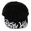 Beverly Hills Duckbill Cap, Black