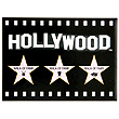 Hollywood Fridge Magnet - Walk of Fame