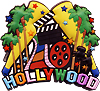 Hollywood Souvenir Magnet - Director's Icons