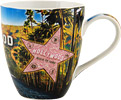 Hollywood Walk Of Fame Large Coffee Mug