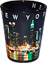 NYC Midnight Shot Glass