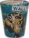 New York Wall Street Theme Shot Glass