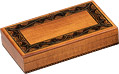 Wooden Polish Box - Jewelry Box, 8 L