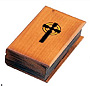 Wooden Polish Box - Bible Box, 7.5L