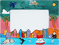 San Diego Souvenir Picture Frame, 4x6 Photo