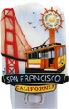 San Francisco Gift Night Light - 6 L