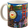 San Francisco Photo Collage Mug, A. Chen