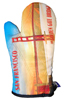 Golden Gate Bridge Design Oven Mitt