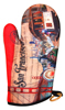 San Francisco Theme Oven Mitt