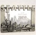 SEA Skyline Cutout 4x6 Pewter Frame