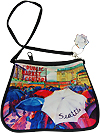 Seattle Public Market Zipper Girl's-Size Purse