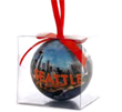 Seattle Photo Collage Ornament Ball